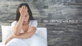 CBDがPMSに効果あり!?肌荒れ、イライラ、痛みへの効果